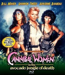 Cannibal Women in the Avocado Jungle of Death