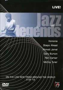 Jazz Legends Live: Volume 3