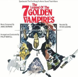 The Legend of the 7 Golden Vampires (Original Soundtrack)