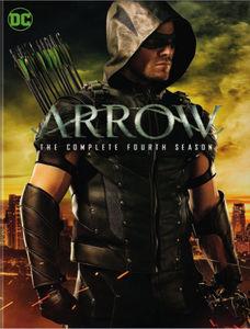 Arrow: The Complete Fourth Season (DC)