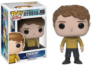 FUNKO POP! MOVIES: Star Trek Beyond - Chekov (Duty Uniform)