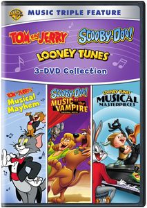 Scooby-Doo, Tom and Jerry and Looney Tunes Music