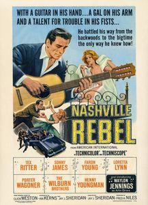 Nashville Rebel , Waylon Jennings