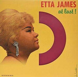 At Last [Import] , Etta James