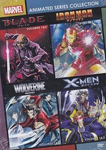 Marvel Anime Collection 1