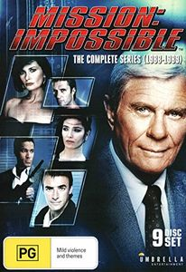 Mission Impossible: Complete Series (1988-1989) [Import]