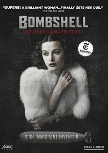 Bombshell: The Hedy Lamarr Story , Hedy Lamarr