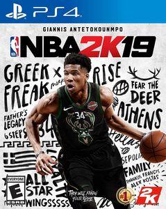 NBA 2K19 for PlayStation 4