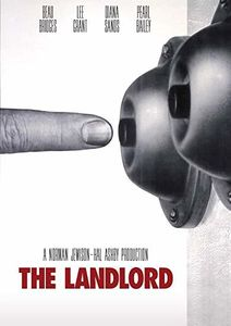 The Landlord , Louis Gossett Jr.