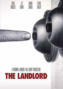 The Landlord , Louis Gossett Jr.