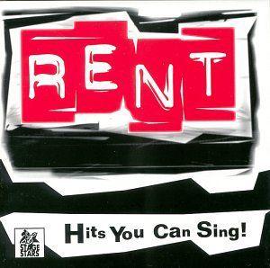 Rent: Karaoke Hits You Can Sing Too
