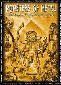 Vol. 4-Monsters of Metal /  Various [Import]