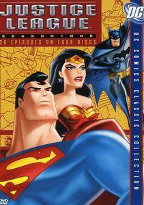 Justice League: Season One