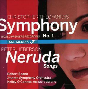 Neruda Songs /  Symphony 1