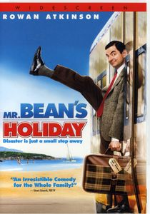 Mr Bean's Holiday , Rowan Atkinson