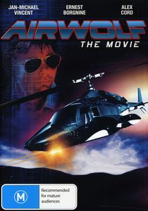Airwolf: The Movie [Import]