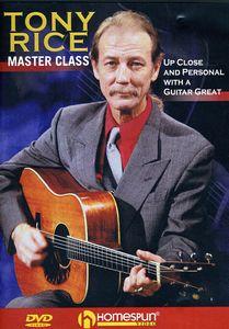 Tony Rice Master Class