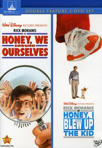 Honey, We Shrunk Ourselves /  Honey, I Blew Up the Kid