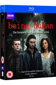 Being Human: Series 1 & 2 (Blu-ray) [Import]