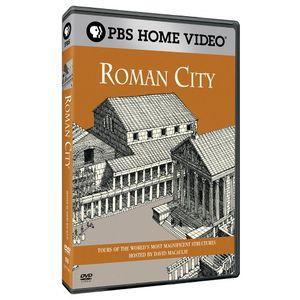 David Macaulay: Roman City