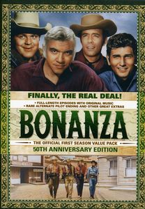 Bonanza: The Official First Season Value Pack