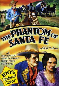 The Phantom of Santa Fe