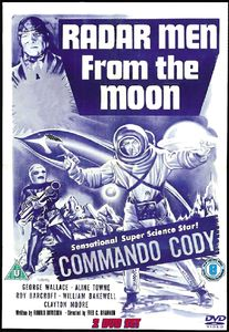 Radar Men from the Moon [Import]