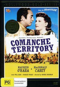 Comanche Territory [Import]