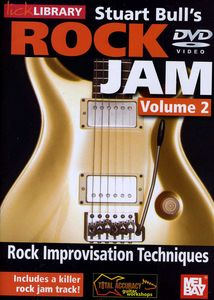 Bull, Stuart Rock Jam: For Guitar 2