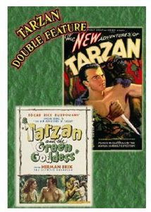 New Adventures of Tarzan (1935) /  Tarzan & Green