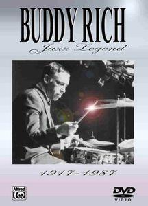 Buddy Rich: Jazz Legend 1917-1987
