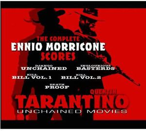 Quentin Tarantino Unchained [Import]