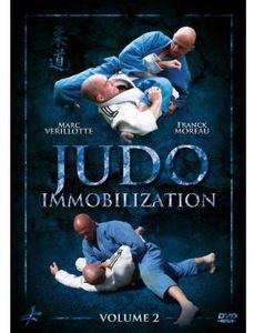 Judo Immobilization Techniques,: Volume .2