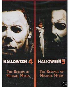 Halloween 4 and 5