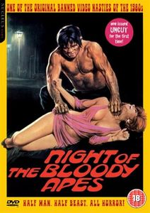Night of the Bloody Apes [Import]