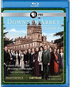 Downton Abbey: Season 4 (Masterpiece)
