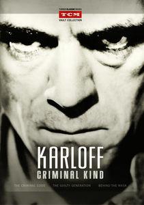 Karloff: Criminal Kind DVD Collection , Jack Holt
