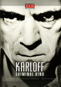 Karloff: Criminal Kind DVD Collection , Jack Holt