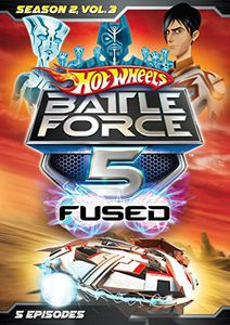 Hot Wheels Battle Force 5: Season 2 Volume 3