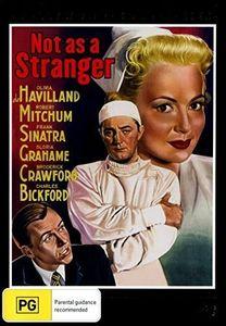 Not As a Stranger [Import]