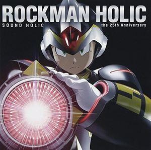 Rockman Holic: 25th Anniversary (Original Soundtrack) [Import]
