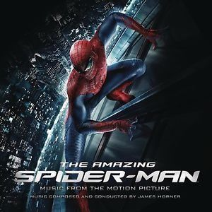Thw Amazing Spider-Man (Music From the Motion Picture) [Import]