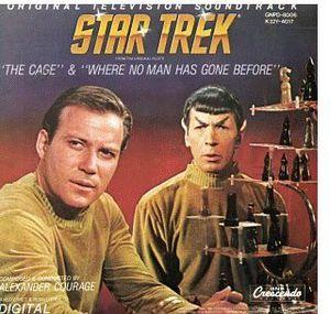Star Trek: The Cage & Where No Man Has Gone Before (Original Soundtrack)