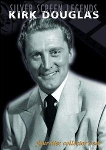 Kirk Douglas: Silver Screen Legends (Four-Disc Collector's Set)