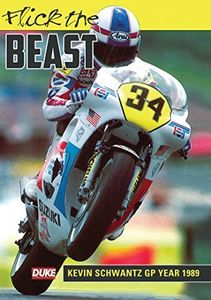 Flick the Beast: Kevin Schwantz GP Year 1989