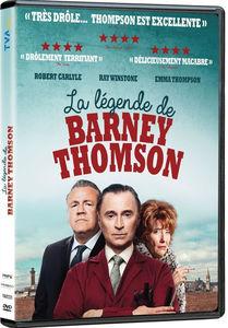 La Légende de Barney Thomson (The Legend of Barney Thomson) [Import]