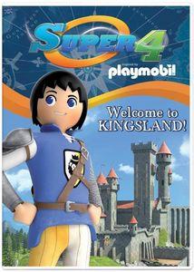 Super 4: Welcome to Kingsland!