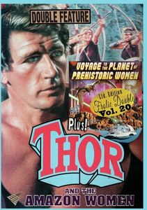 Voyage To The Planet Of Prehistoric Women/ Thor And The Amazon Women
