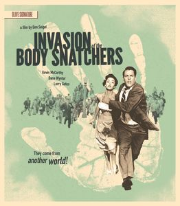 Invasion Of The Body Snatchers (Olive Signature)