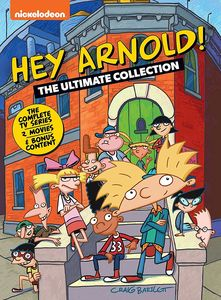 Hey Arnold!: The Ultimate Collection , James Belushi